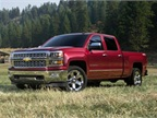 GM Recalling Nearly a Half-Million Trucks, SUVs to Remedy Fire Risk