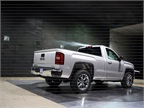 GM's Engineers Say Certain Accessories Improve Pickup Truck Aerodynamics