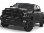 Ram 'Black Package' Added to Heavy-Duty Pickup