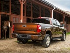 Toyota Recalls Tundra Pickups for Air Bag Problem