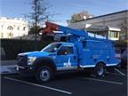 PG&E Unveils PHEV Class 5 Bucket Trucks, Sustainability Initiatives