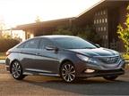 Hyundai Recalls Sonata for Transmission Problem