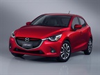 2016 Mazda2 Unveiled Globally