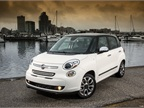 Chrysler Recalls Fiat 500L to Replace Knee Air Bags
