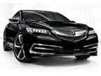 Acura TLX Sedan to Debut in New York