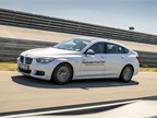 BMW Shows Hydrogen Fuel Cell 5 Series