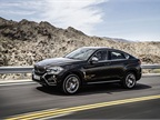 BMW Redesigns X6 SUV for 2015