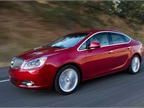 Buick Verano Gets Improved Ride for 2015
