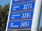 Gasoline Nearly Flat at $3.59 Per Gallon