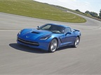 2015 Corvette Rated at 29 MPG Highway