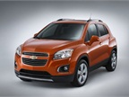 Chevrolet Enters Compact SUV Segment with Trax