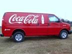 Coca-Cola Beefs Up Hybrid Van Fleet
