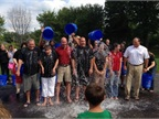 Fleet Response Accepts Ice Bucket Challenge