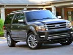 Ford's 2015 Expedition with V-6 EcoBoost Now Available