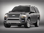 2015 Ford Expedition Gets V-6 EcoBoost