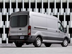 2015 Ford Transit Arrives in June