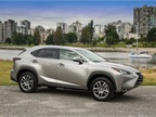 2015 Lexus NX Compact SUV Offered In Hybrid Model