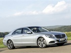 Mercedes-Benz Introduces S550 Plug-In Hybrid