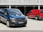 Mercedes-Benz Debuts New Vito Van in Germany