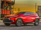 Mitsubishi Unveils XR-PHEV Concept SUV