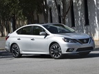 2018 Nissan Sentra Price Unchanged at $17,875
