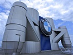 BMW Street Lights Include EV Chargers