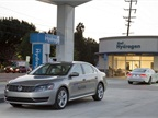 Volkswagen Ramps up Fuel Cell Development