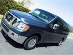 Nissan Recalls 594 NV Vans for Seat Belt Problem