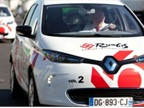 Paris Wholesale Market Receives Fleet of Renault Electric Vehicles