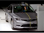 Video: 2015 Chrysler 200 Earns Top IIHS Safety Rating
