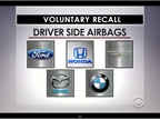 Video: Federal Agency Calls for Nationwide Air Bag Recalls