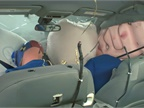 10 Cars Excel in IIHS Passenger-Side Crash Test