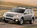 Subaru Outback Showed Fastest Fleet Car OTD for 2014-MY