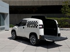 Toyota Customizes Roofless Concept Van