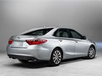 Toyota Announces 2015-MY Camry Pricing
