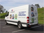 Upfitter Delivers Sprinter Upfit to U.S. Kids Golf