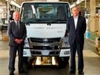 Mitsubishi Fuso Delivers Light-Duty Trucks in Japan