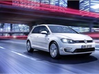 Volkswagen Golf GTE Plug-In Hybrid Headed for Europe