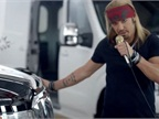 Video: Nissan Hires Glam Rocker for Van Spots