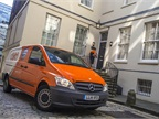 UK Delivery Service Adds All-Electric Vito Vans