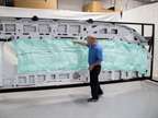 Ford Debuts Transit's Five-Row Side-Curtain Air Bag