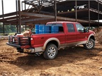 Additional Modified Work Trucks Recalled for Fire Risk