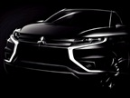 Mitsubishi Debuts PHEV Outlander Concept