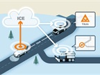 Volvo Project Applies Car-to-Car Safety Communications