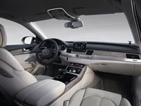 Audi A8 Named in Ward's 10 Best Interiors List