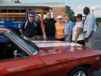 ARI Hosts 5th Annual Custom Car Show, Honors Veteran with Restored Muscle Car