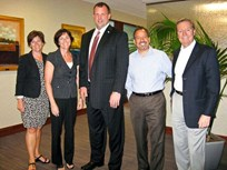 ARI Hosts Congressman Jon Runyan for Industry Update and Tour