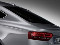 Audi Releases Details, Teaser Photo of A5 Sportback, Says No U.S. Sales Planned