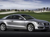2008 Audi A5 Built on New Structure