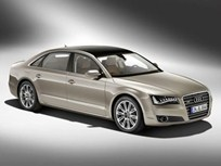 Audi Deploys Fleet of 86 A8L Cars at World Economic Forum